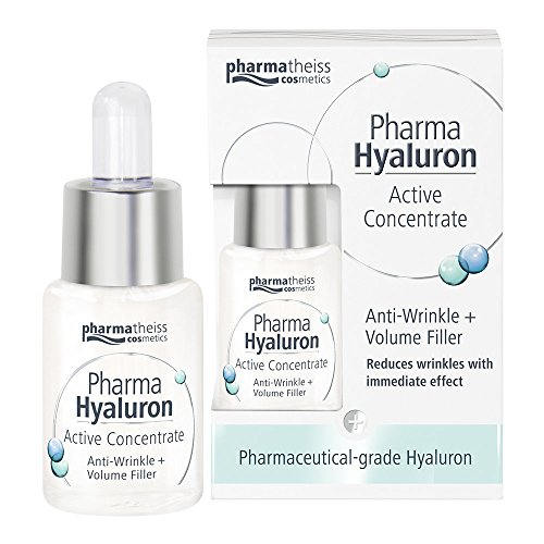 Pharma Theiss Pharma Hyaluron Active Concentrée Anti-Rides+Filler Elixir 13 ml