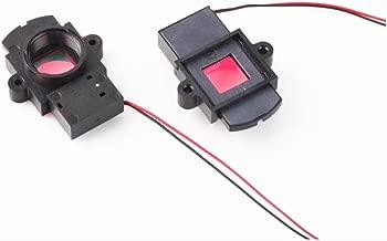 Ochoos 3MP HD IR-Cut Dual Filter Switcher M12 Interface for FPV Camera RC Drone