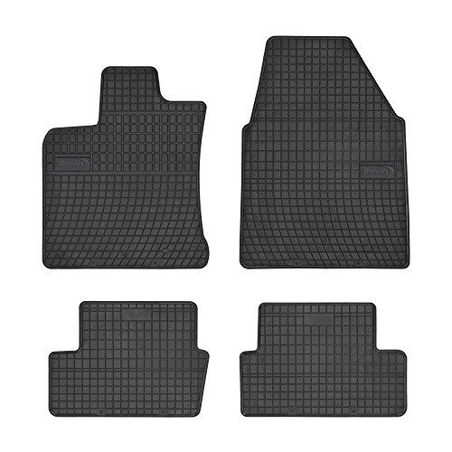 Bottari 39671 Set de 4 tapis de sol sur mesure en caoutchouc pour Nissan Qashqai 2007 - 2013