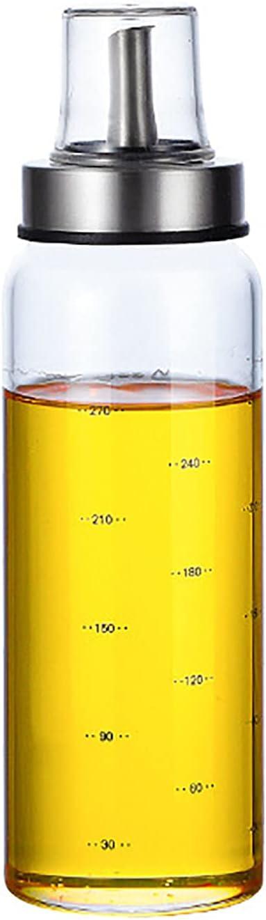 Eervff Olive Oil Dispenser Today's only Bottle H Brand Cheap Sale Venue Pot Vinegar Glass