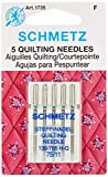 Schmetz - Quilt Machine Needles-Size 11/75 5/Pkg