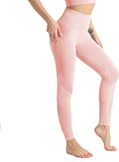 Seamless Leggings Women Fitness Running Yoga Pant High Waist Tummy Control Push Up Fitness Leggings Sport Gym Wear Elastic...