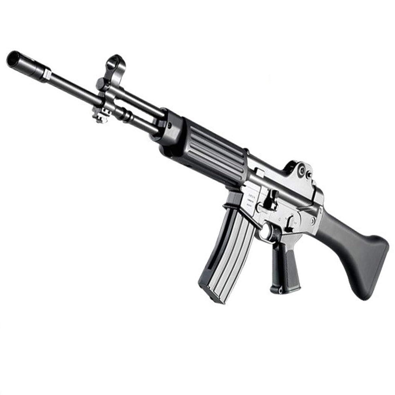 アカデミーACADEMY Airsoft Gun BB Gun Air Rifle Gun Series(K-2[6mm]おっしゃる、bbの500発収納弾倉) [並行輸入品]