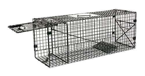 Humane Way 914048 Live Animal Trap, Medium 32'x12'x10'