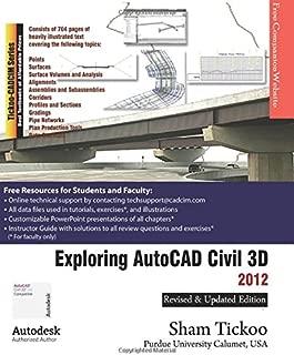 Exploring AutoCAD Civil 3D 2012