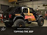 Topping the Jeep