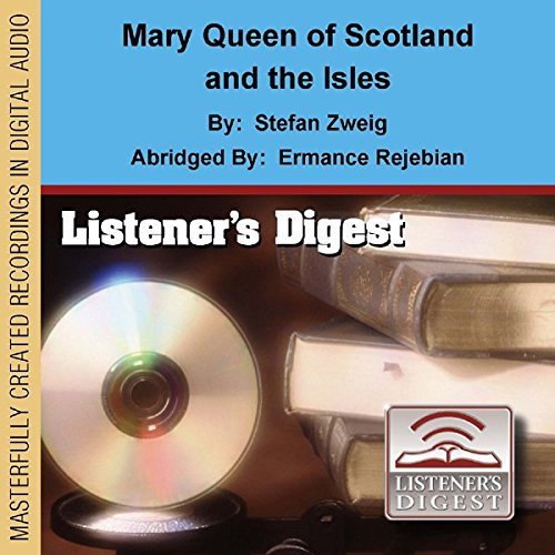 Mary, Queen of Scotland and the Isles audiobook cover art