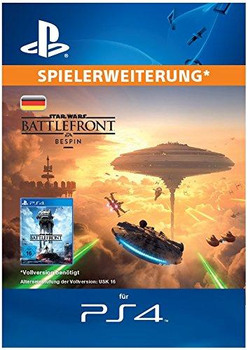 STAR WARS Battlefront Bespin [Spielerweiterung] [PS4 PSN Code - deutsches Konto]