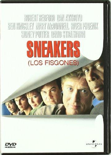 Los fisgones (Sneakers) [DVD]