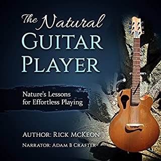 The Natural Guitar Player cover art