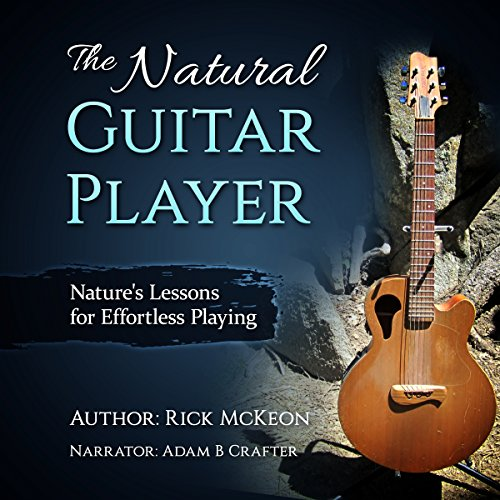 The Natural Guitar Player audiobook cover art
