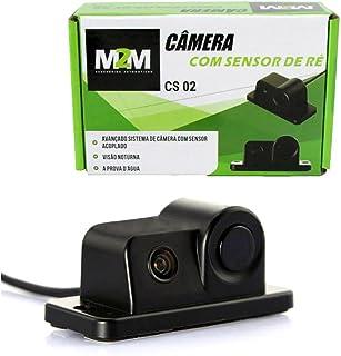 Câmera De Ré Com Sensor Acoplado