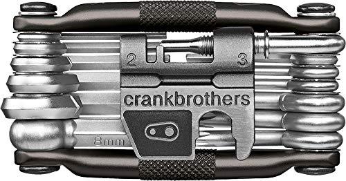 Crankbrothers Multi-19 Midnight Edition Werkzeug Unisex Erwachsene, Rot