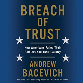 Breach of Trust audiobook cover art