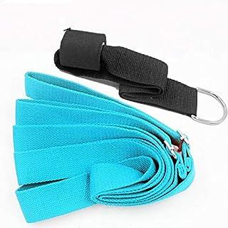 SIZOO - Elastic Bands - Door Flexibility Stretching Leg Stretcher Strap for Ballet Cheer Dance Gymnastics Trainer Yoga Fle...