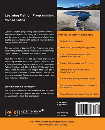 Learning Cython Programming -