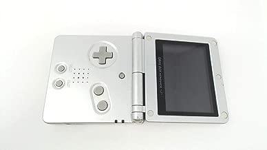 Nintendo Game Boy Advance SP - Silver