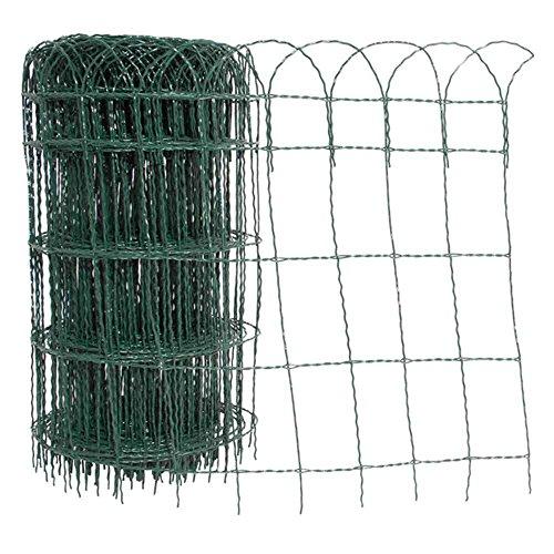 Ziergeflecht 90cm 25m PVC-ummantelt