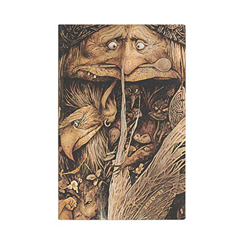 Paperblanks 18 Monatskalender Flexi 2020-2021 (Softcover) Kleine Tunichtgute | Vertikal | Maxi (135 × 210 mm)