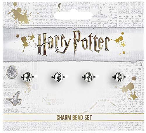 Harry Potter OFFICIAL Spell Beads Slider Charm Bead The Carat Shop Bracelets NEW