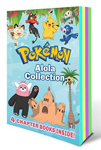 Alola Chapter Book Collection (Pokémon)