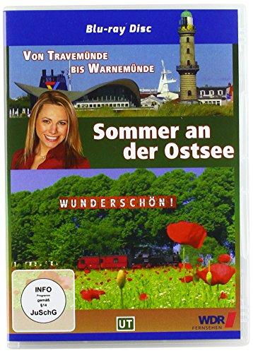 Wunderschön! - Sommer an der Ostsee - Von Travemünde bis Warnemünde [Blu-ray]