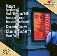 Symphonies 5 & 29 (Hybr)