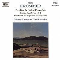 クロンマー:管楽合奏のための