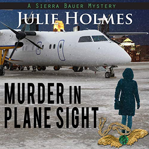Murder in Plane Sight     Sierra Bauer Series, Book 1              By:                                                                                                                                 Julie Holmes                               Narrated by:                                                                                                                                 Wendy Tremont King                      Length: 10 hrs and 59 mins     5 ratings     Overall 4.0