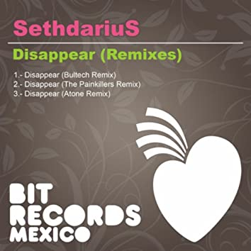 Disappear (Remixes)