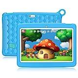 10.1'' Inch Kids Tablet,PADGENE Android 8.1 Pad Quad Core Processor,1280x800 IPS HD Display,1GB