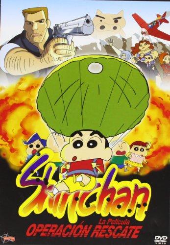 Shin Chan operación rescate: La película [DVD]