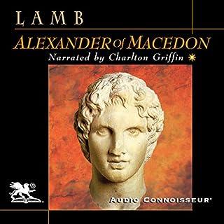 Alexander of Macedon audiobook cover art