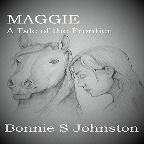 Maggie audiobook cover art