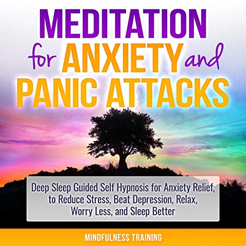 Meditation for Anxiety and Panic Attacks cover art