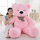 MorisMos Pink Giant Cute Soft Toys Teddy Bear for Girlfriend Kids Teddy Bear
