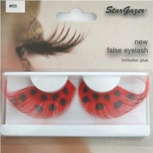 (66) - Stargazer Feather Eye Lashes Number 66
