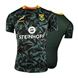 HUAXUN Rugby Maillot 2019 Afrique du Sud,Springboks, 7s, Maillot De Rugby, Springboks Soccer T-Shirt D'Entraînement Respirant Textile,Swag Sportswear XXL