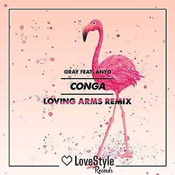 Conga (Loving Arms Remix)