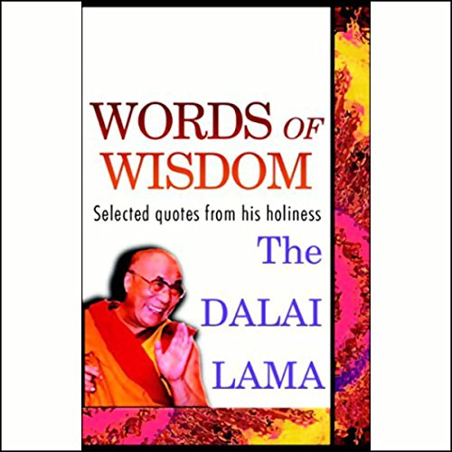 Words of Wisdom audiobook cover art