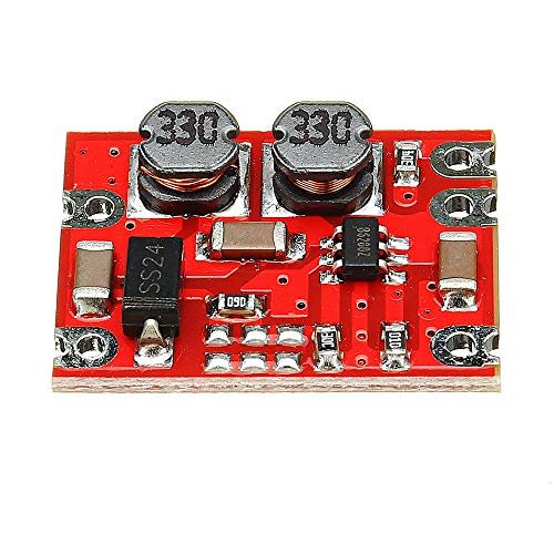 Dlb0109 DC-DC 3V-15V bis 9V starrer Ausgang Automatikartige Bock Boost Step Up Step Down-Stromversorgungsmodul Bestep for Arduino - Produkte, die mit offiziellen Arduino-Boards arbeiten Hochleistung