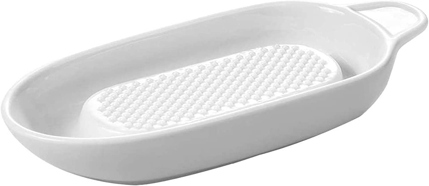 Singkasa Porcelain Grater Plate Discount mail order for Ginger Cheap and Onion Garlic