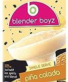Blender Boyz Pina Colada Single-Serve Liquid Cocktail Mix - Naturally Flavored, Restaurant Quality...