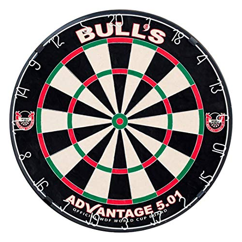 Best Price Bull's Advantage 5.01 Dartboard