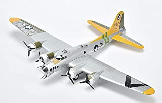 AF1 USA B-17G Flying Fortress Silvery 1/72 diecast Plane Model Aircraft