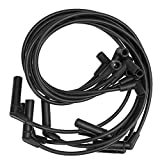 8MM HEI Spiral Core SPARK PLUG WIRES Replacement for Chevrolet GMC 396-427-454