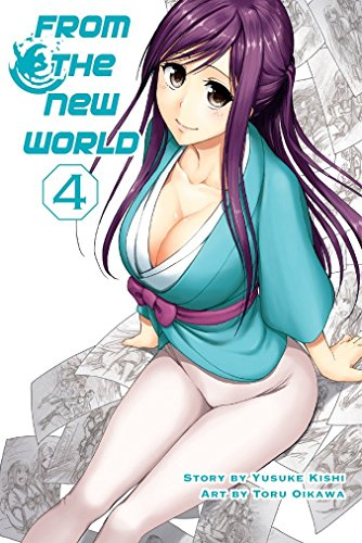 From the New World, Volume 4