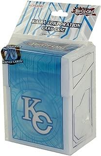Komani YU-GI-OH! Deck Box Card Storage