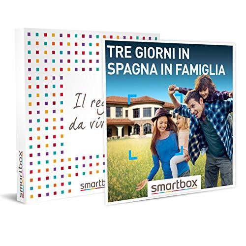 SMARTBOX - Cofanetto regalo famiglia - idee regalo originale - 3...