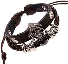 NJSDDB armband Russia Vendite warme armband mode persoonlijkheid doodshoofd